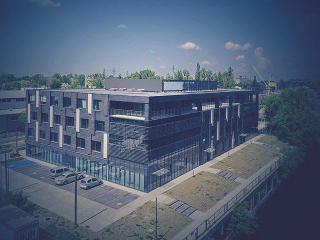 Generalny wykonawca inwestycji budowlanych - biurowiec M5 Wroclaw