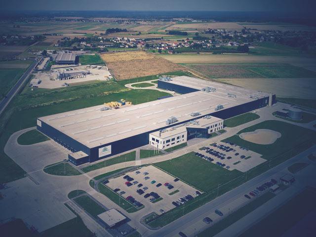 Generalny wykonawca inwestycji budowlanych - Eurobox Lubliniec