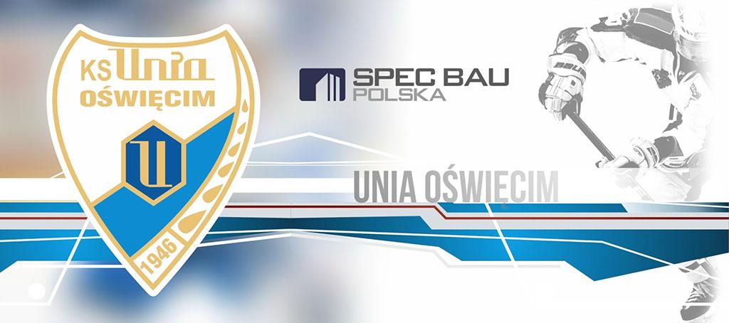 SPEC BAU POLSKA jako generalny wykonawca inwestycji- sposoruje klub Unia Oświęcim