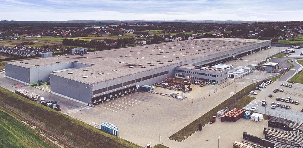 Centrum dystrybucyjne – Tarnów | Rozbudowa budynku biurowego